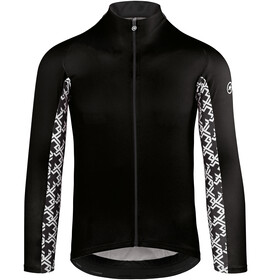assos Mille GT Summer LS Jersey Men black series